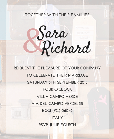 Wedding Invitation Wording Creative And Traditional A Practical We Re Your Planner Ideas For Brides
