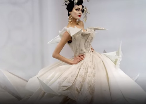 Ugliest Wedding Dresses Ever. You Don't Want To Dress Like