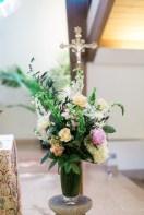 altar arrangement