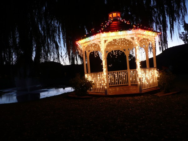 Festive Holiday Decor Poco Diablo Resort In Sedona