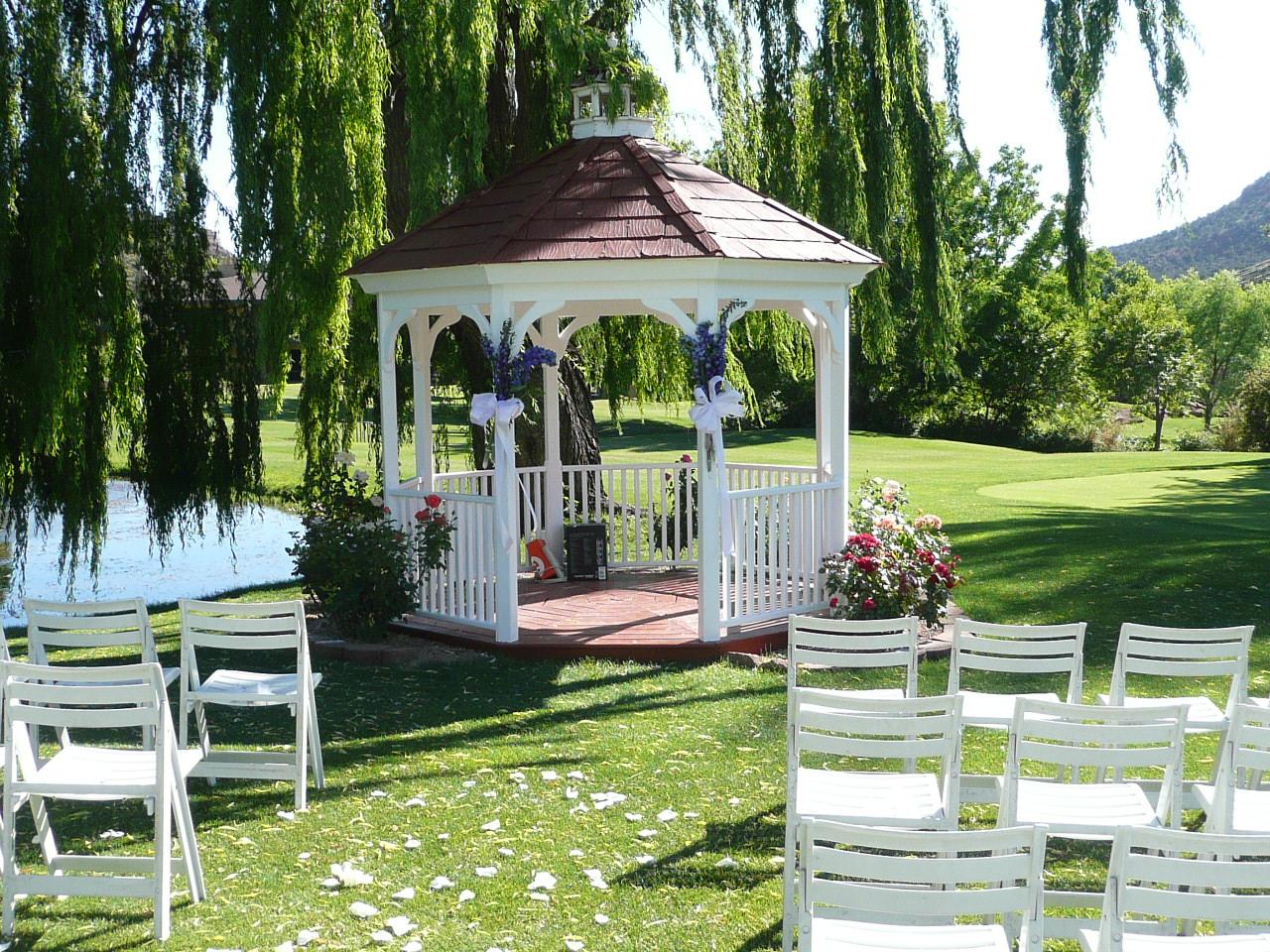 Memorable Wedding: Experts Top Picks For Gazebo Wedding
