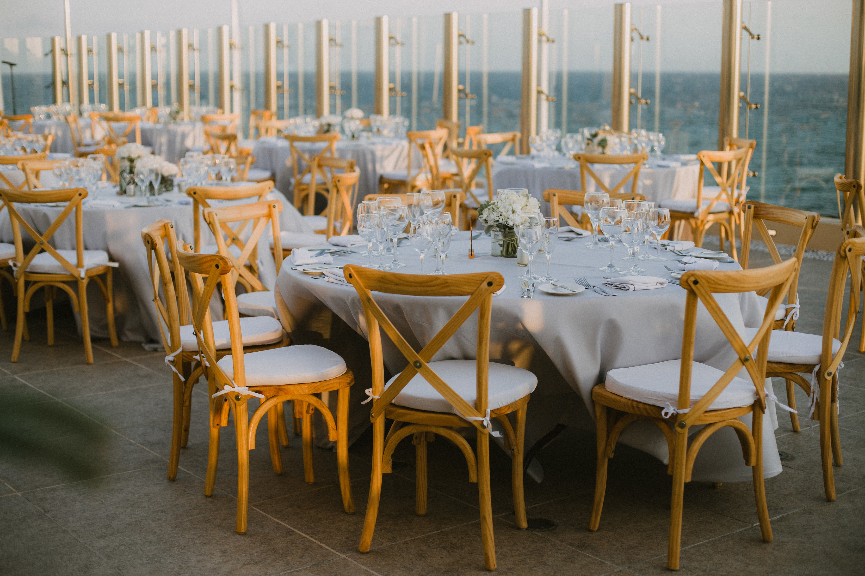 Best Destination Wedding Reception Setups of 2018
