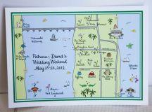 Wedding Advice: Map It!