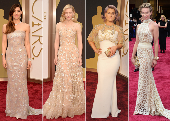 Wedding Worthy Oscar Gowns