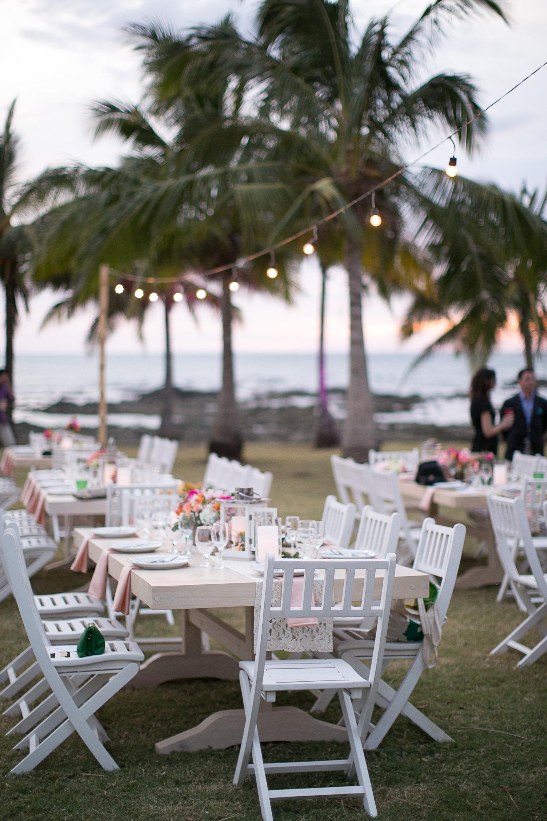 Real Wedding  Jen  Brendan at Hacienda Pinilla Beach