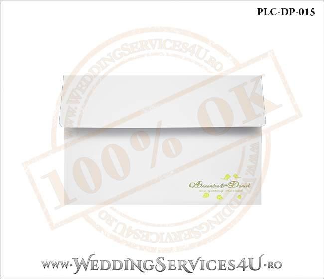 Plic Invitatie Nunta-Botez PLC-DP-015-01