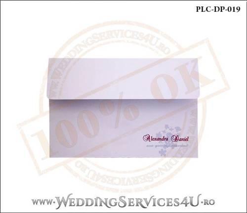 Plic Invitatie Nunta-Botez PLC-DP-019-01+