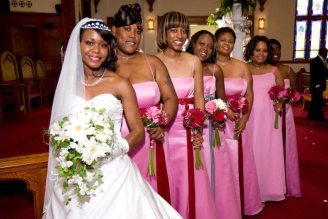 Bride's Cascade Bouquet