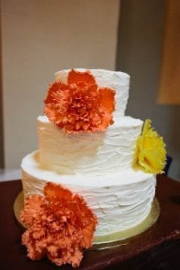 Wedding Cake by Tiers of Sugar