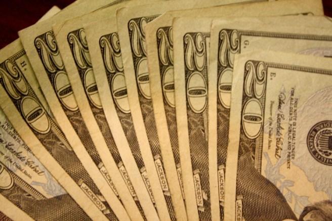 wedding budget money