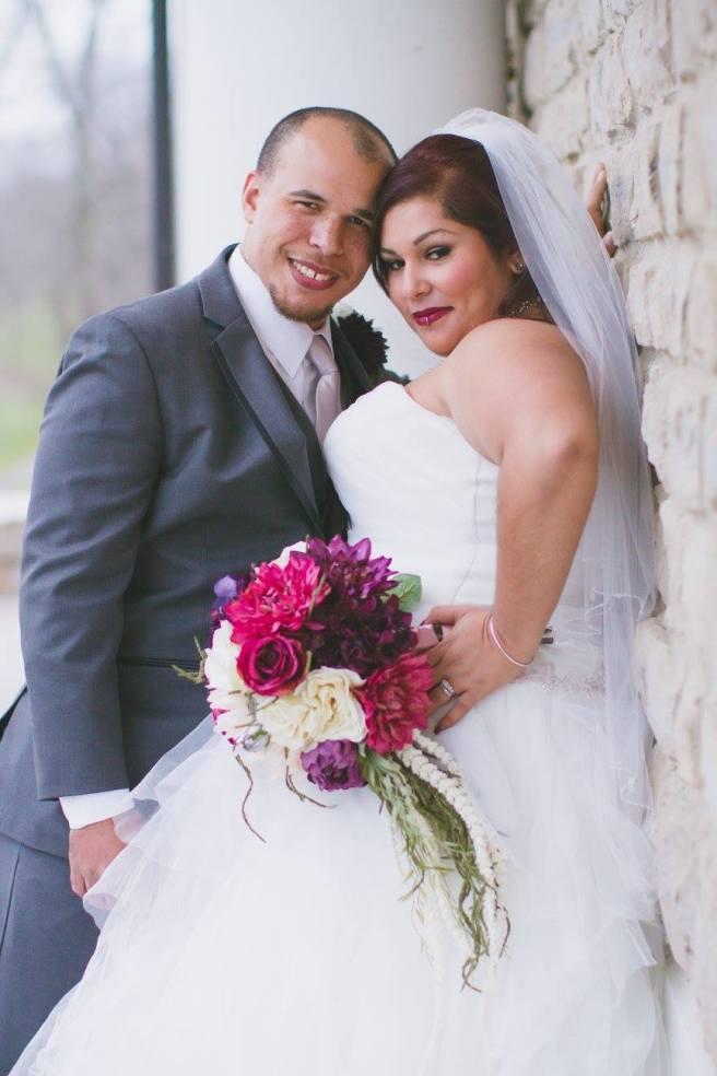real wedding sara & quentin