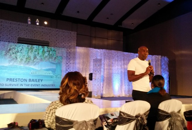 your wedding experience david tutera philadelphia 2016 -industry session with preston bailey