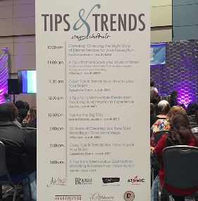 your wedding experience david tutera philadelphia 2016 - tips & trends
