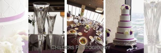 real wedding - katie & nick - childers photography