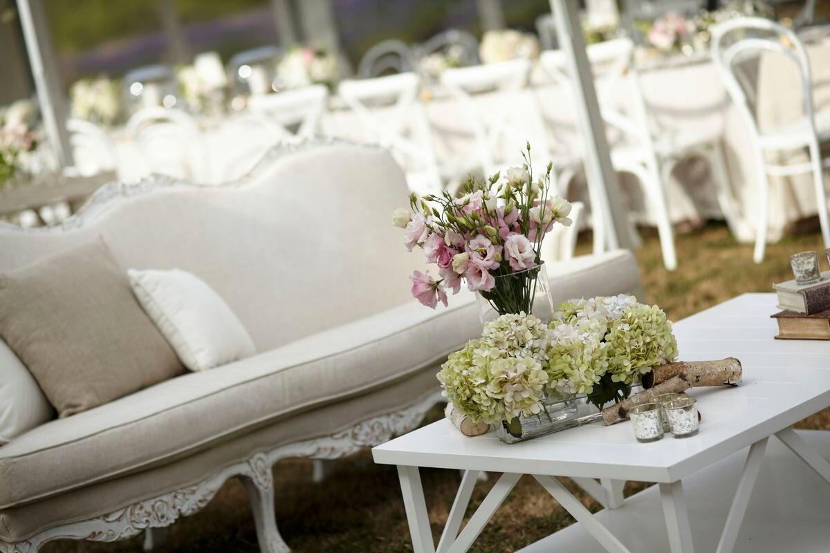 Real Wedding - Lauren & Chris (Sault Restaurant, Daylesford VIC ...