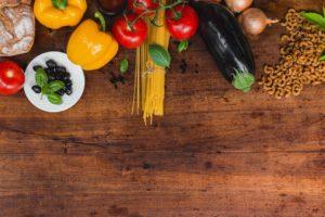 Eco-Friendly Wedding Tips - Organic, locally grown food