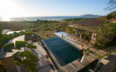 Private Villa Wedding In Tamarindo