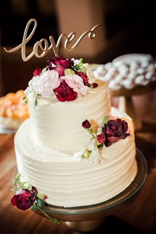 weddings-costa-rica-love-script-cake-topper