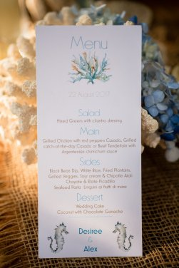 wedding-costa-rica-custom-menu