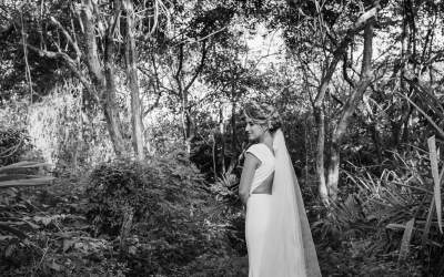 Stylish Fuschia Boho Elopement | Holly + Luke