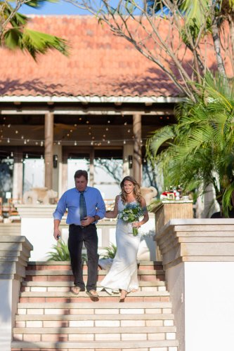 bride-and-father-walk-beach-wedding