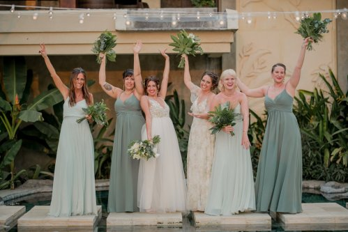 bridesmaid-dresses-pale-aqua-green-gray