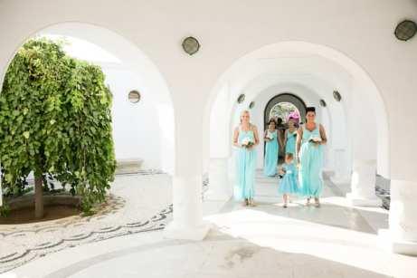 fun wedding at kallithea springs rhodes