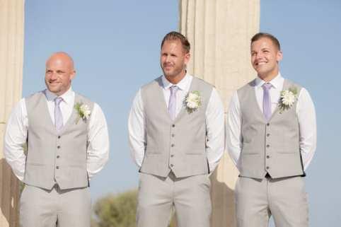 sentido apollo blue wedding rhodes