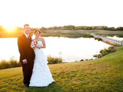 Wedding at Legends at Lakeville Weddings