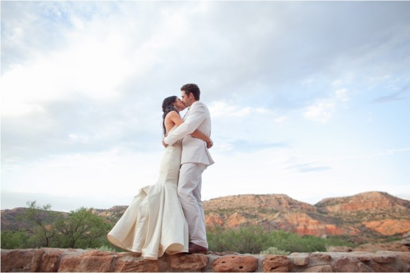 cristy cross photography palo duro canyon wedding
