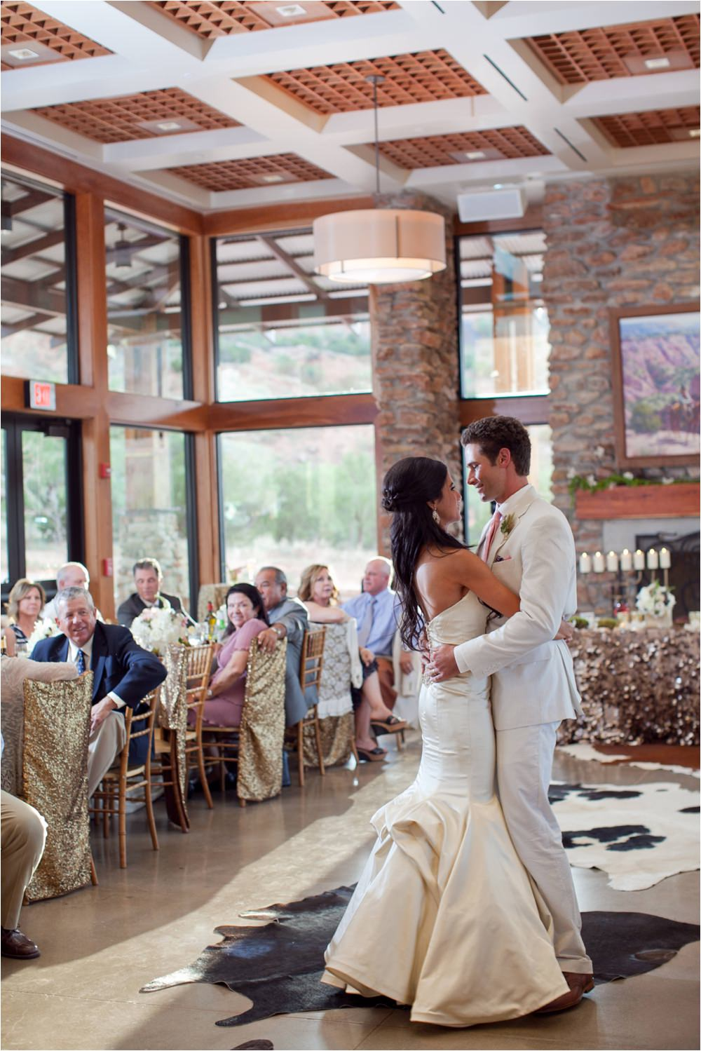 Palo Duro Canyon wedding by cristy cross