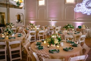 watson building wedding reception