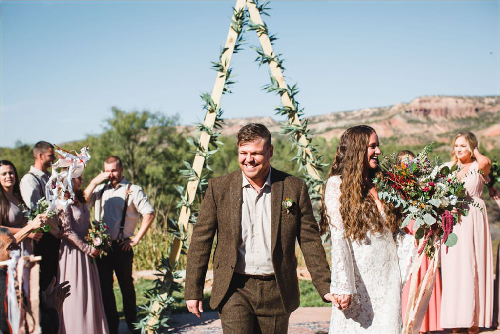 palo duro canyon wedding by kayla smith photography