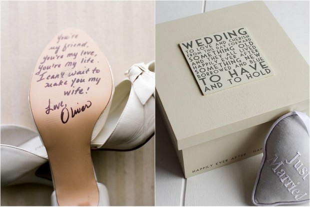 10 Thoughtful Gift Ideas For Brides & Grooms
