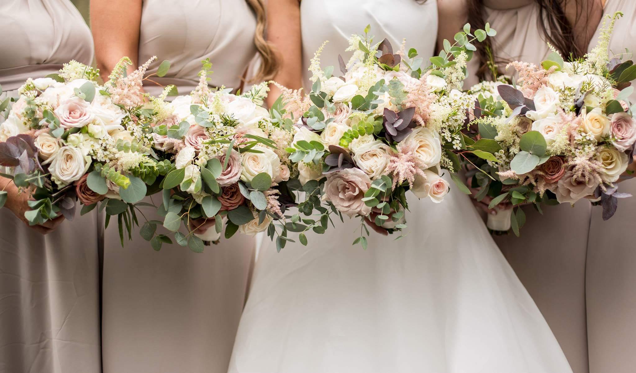 Top Wedding Flower Trends For 2018