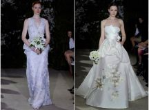 Dresses: Carolina Herrera Spring 2012 | weddingsonline