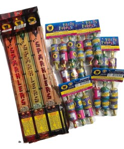 July Fourth Sparkler Assortment