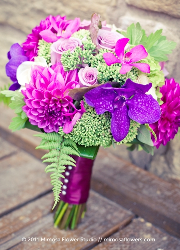 Elegant Wedding Bouquets
