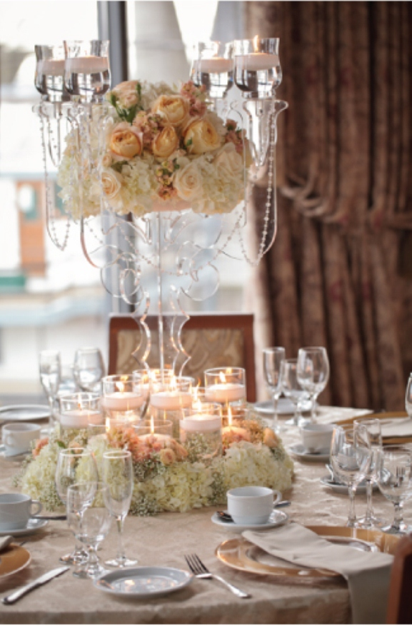 Table Decorations For Wedding Receptions Ideas On With