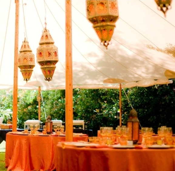 Moroccan Wedding Theme  Weddings Romantique