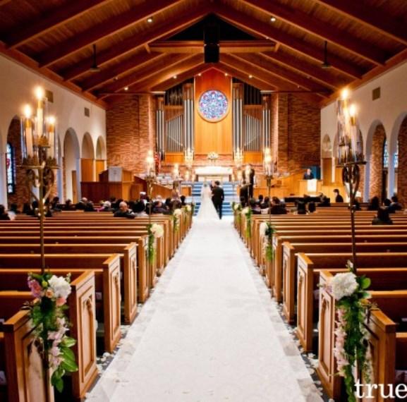 Elegant Church Wedding Decoration Ideas Archives
