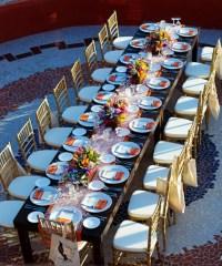 Beach Wedding Table Set Up Archives - Weddings Romantique