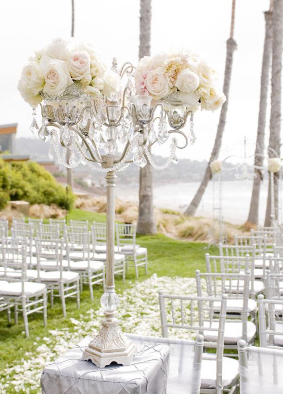 Beach Theme Wedding Decoration Ideas