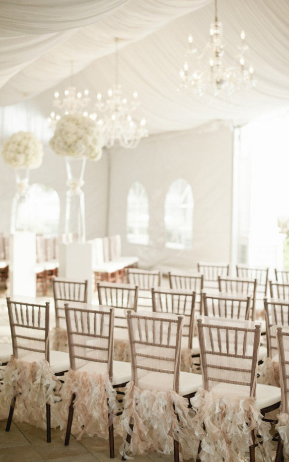 Tented Wedding Ceremony Archives  Weddings Romantique