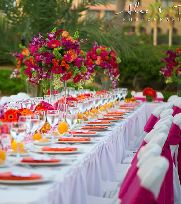 hawaiian chair covers best chairs storytime recliner stylish caribbean weddings reception tablescapes archives - romantique