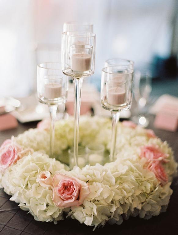 Gorgeous Wedding Reception Centerpieces