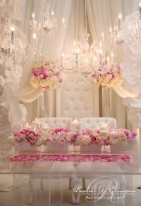 Wedding Sweetheart Table Ideas Archives - Weddings Romantique
