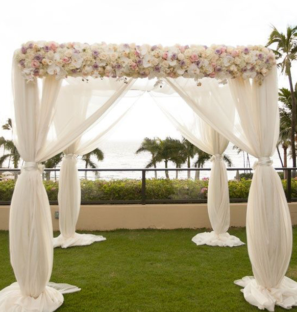Wedding Arch Flower Decorations For The Beautiful Beauty Home Decor