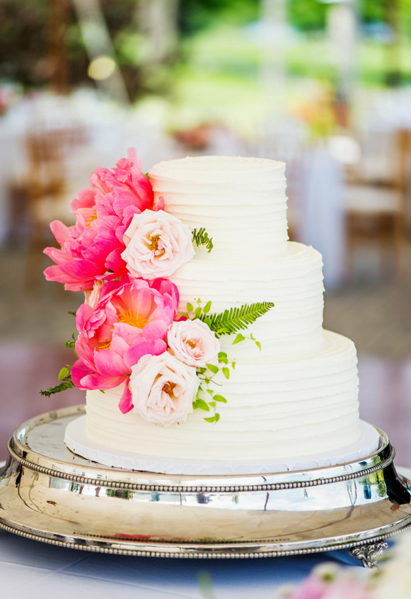 2015 bohemian chic wedding cake ideas