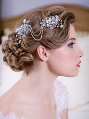 glam bridal hair accessories archives